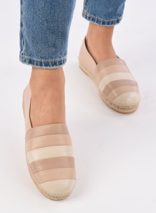 Espadrilles Opening Ceremony Ariahna Espadrille Beige view from underneath / model view