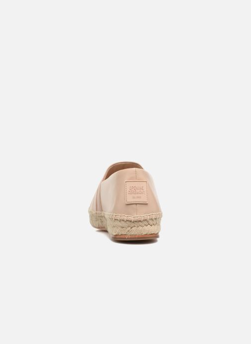 Espadrilles Opening Ceremony Ariahna Espadrille Beige view from the right