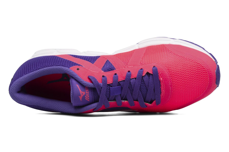 Scarpe sportive Mizuno Mizuno Synchro SL 2 W Rosa immagine sinistra