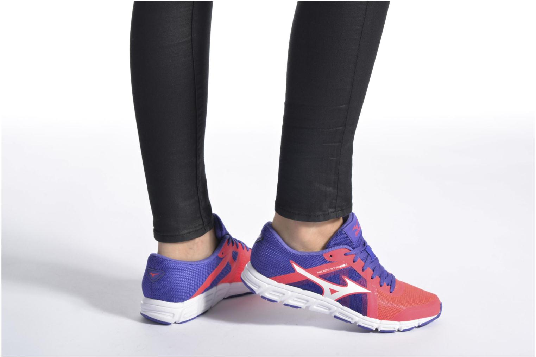 Scarpe sportive Mizuno Mizuno Synchro SL 2 W Arancione immagine dal basso