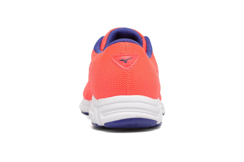 Scarpe sportive Mizuno Mizuno Synchro SL 2 W Arancione immagine destra