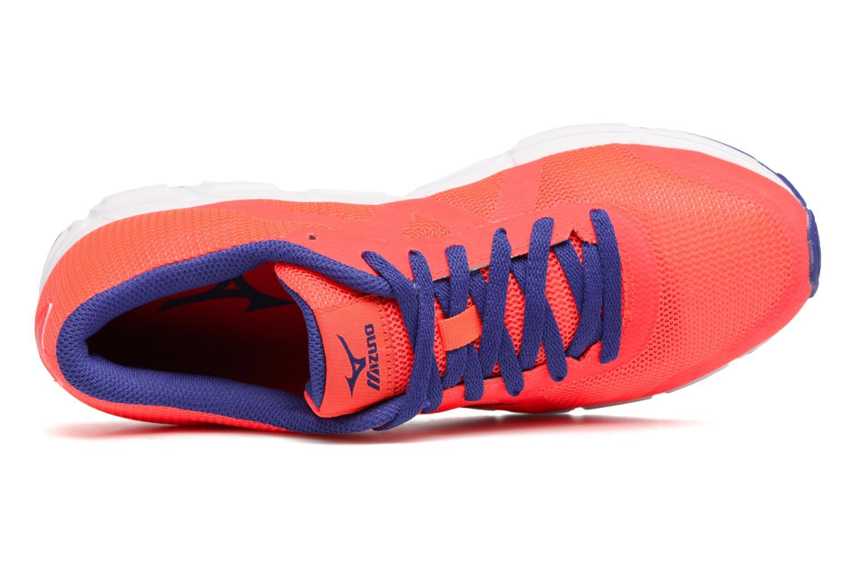 Scarpe sportive Mizuno Mizuno Synchro SL 2 W Arancione immagine sinistra