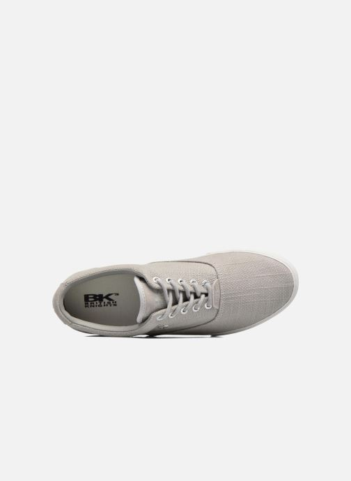 Baskets British Knights Decoy Gris vue gauche