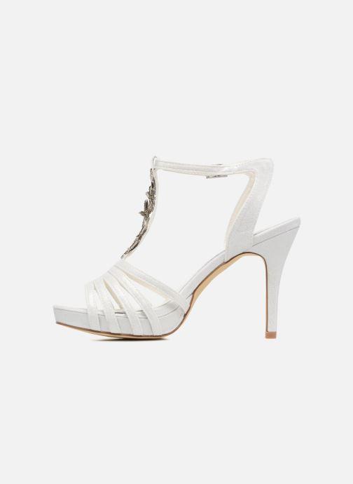 Sandales et nu-pieds Menbur JENNIFER Blanc vue face