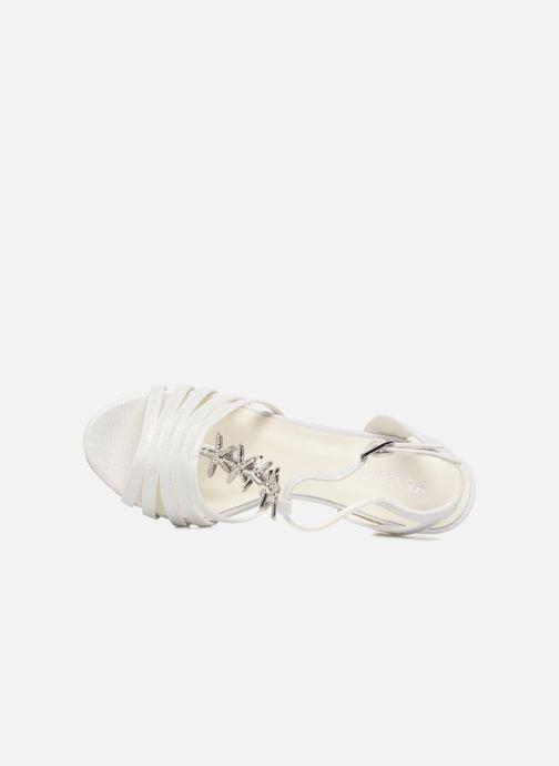 Sandales et nu-pieds Menbur JENNIFER Blanc vue gauche