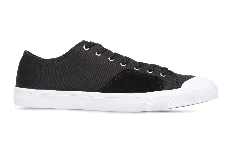 Sneakers Element Spike Zwart achterkant