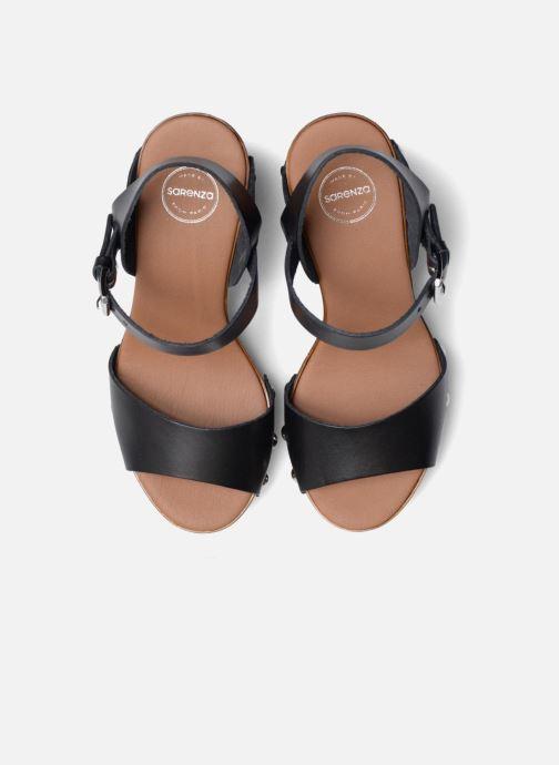 Sandalias Made by SARENZA Tennesse Sister #4 Negro vista del modelo