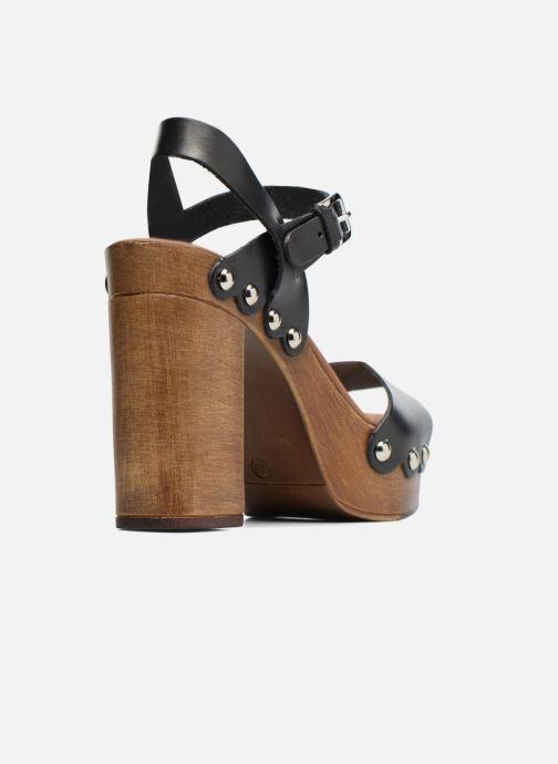 Sandalias Made by SARENZA Tennesse Sister #4 Negro vista de frente