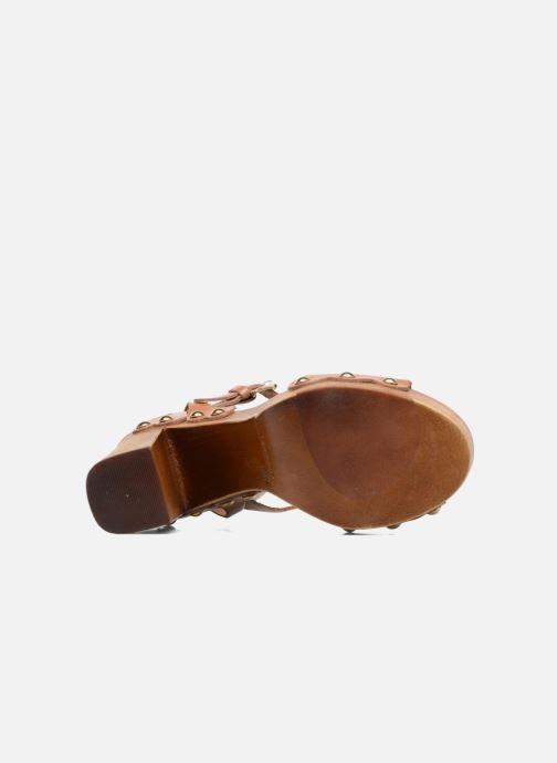 Sandalias Made by SARENZA Tennesse Sister #4 Marrón vista de arriba