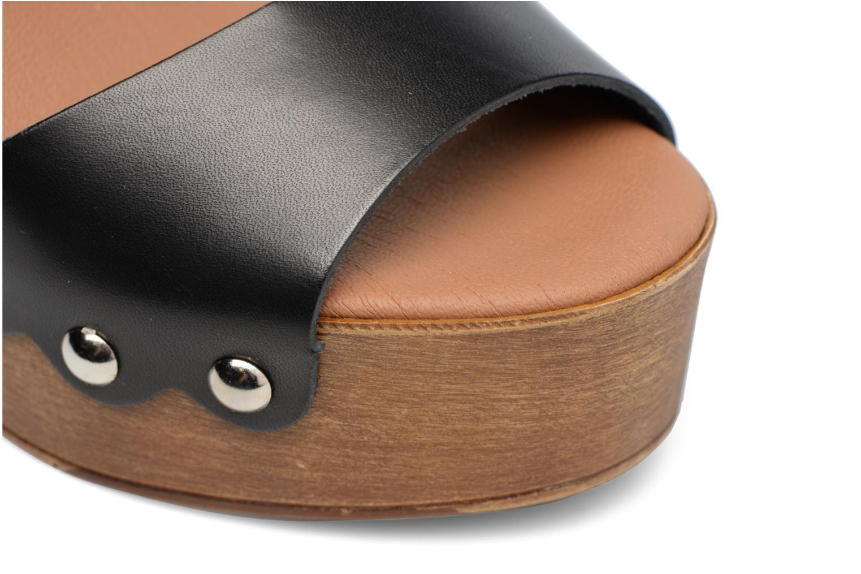 Sandales et nu-pieds Made by SARENZA Tennesse Sister #4 Noir vue gauche