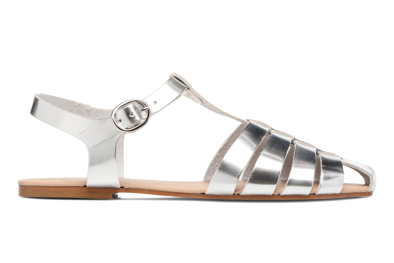 Sandalias Made by SARENZA Pastel Belle #1 Plateado vista de detalle / par