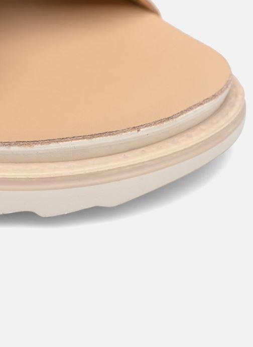 Sandalias Made by SARENZA Pastel Belle #8 Oro y bronce vista lateral izquierda