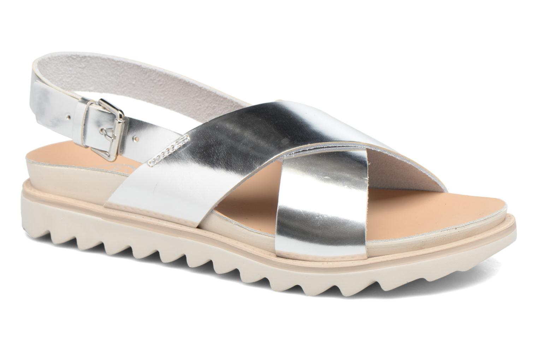 Sandalen Made by SARENZA Pastel Belle #8 Zilver rechts