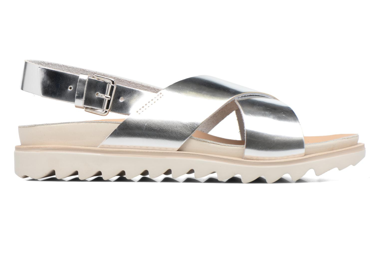 Sandalen Made by SARENZA Pastel Belle #8 Zilver detail