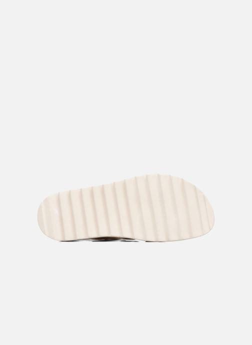 Sandalias Made by SARENZA Pastel Belle #13 Oro y bronce vista de arriba