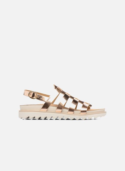 Sandalias Made by SARENZA Pastel Belle #13 Oro y bronce vista de detalle / par