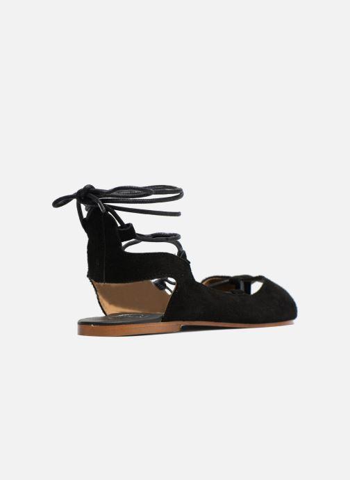 Sandalias Made by SARENZA Tennesse Sister #6 Negro vista de frente