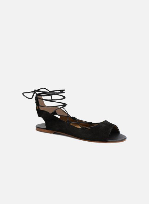 Sandales et nu-pieds Made by SARENZA Tennesse Sister #6 Noir vue droite