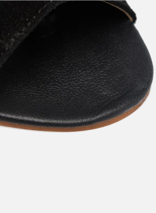Sandales et nu-pieds Made by SARENZA Tennesse Sister #6 Noir vue gauche