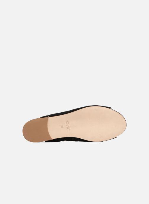 Sandali e scarpe aperte Made by SARENZA Tennesse Sister #6 Nero immagine dall'alto
