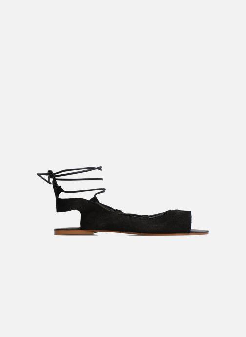 Sandalias Made by SARENZA Tennesse Sister #6 Negro vista de detalle / par