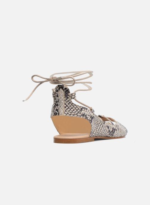 Sandalias Made by SARENZA Tennesse Sister #6 Beige vista de frente