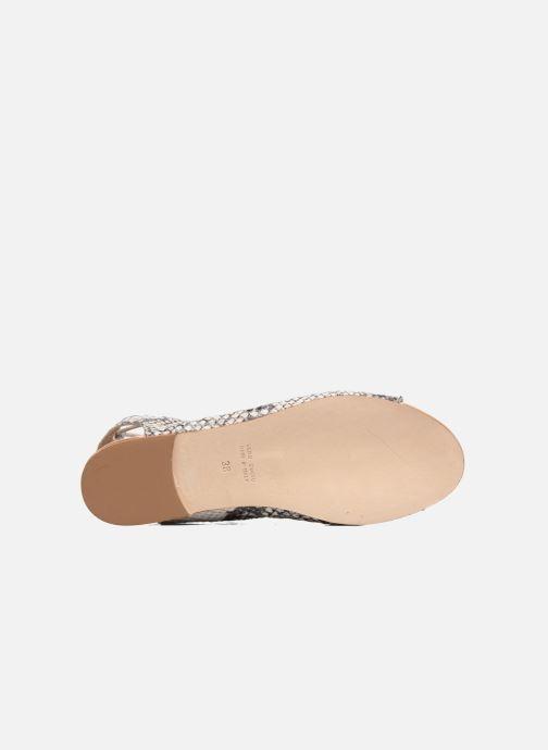 Sandalias Made by SARENZA Tennesse Sister #6 Beige vista de arriba