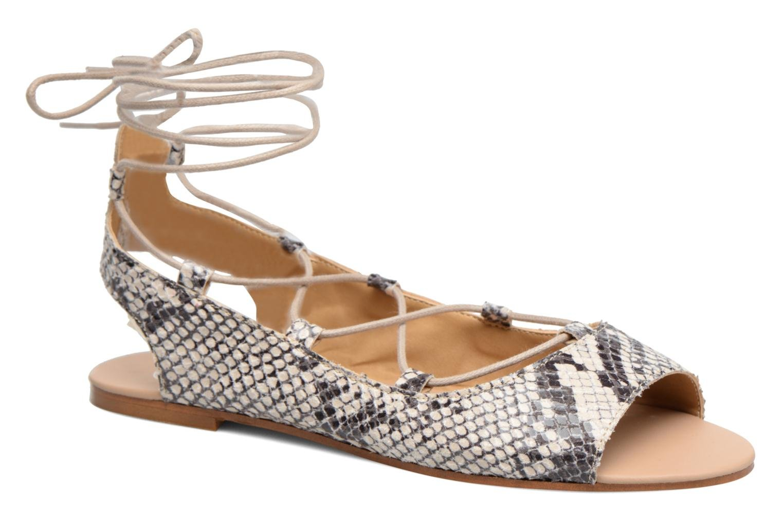 Sandalen Made by SARENZA Tennesse Sister #6 Beige rechts