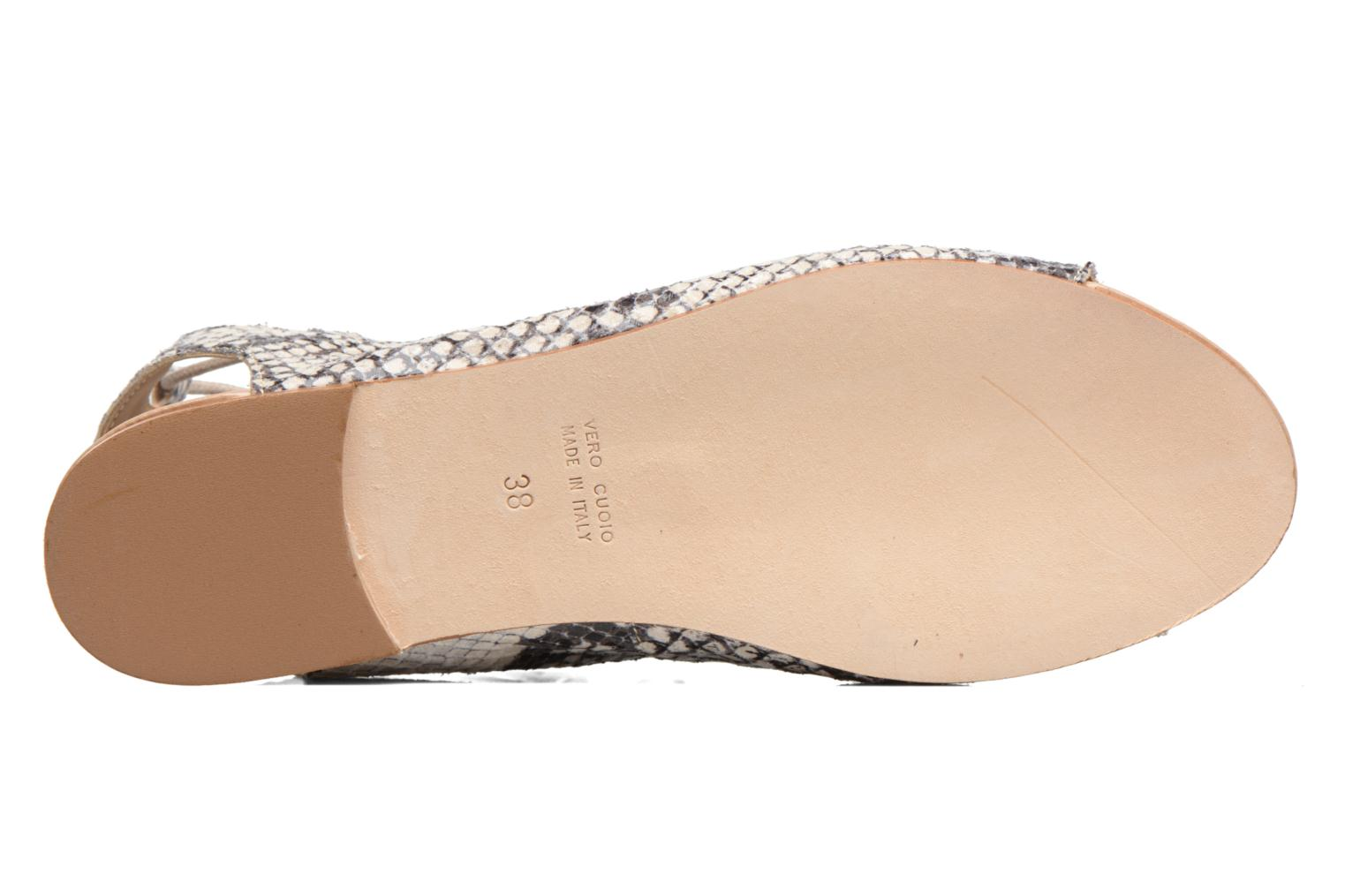Sandalen Made by SARENZA Tennesse Sister #6 Beige boven
