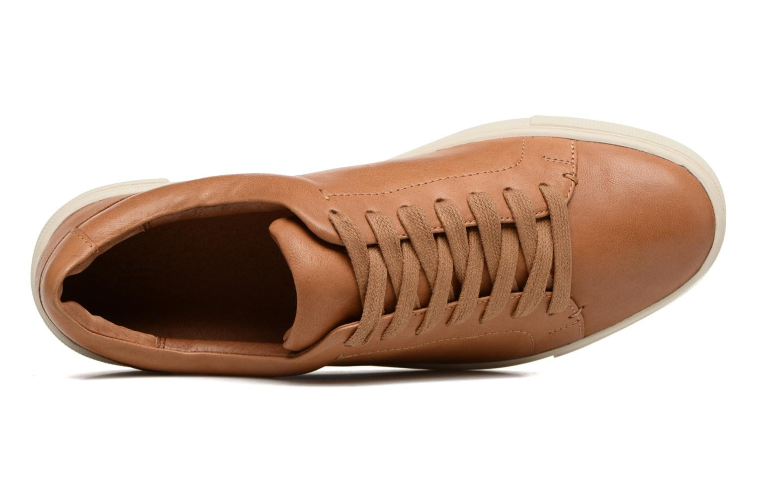 Sneakers Frye Ivy Low Lace Bruin links