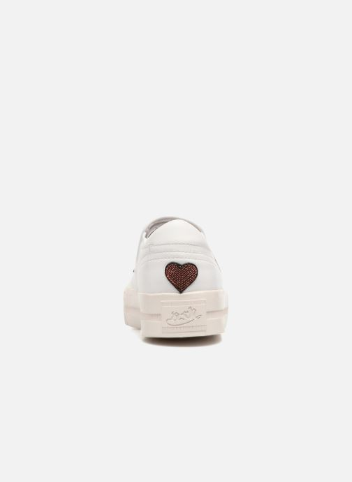 Sneakers Ash Jess Slip On Wit rechts