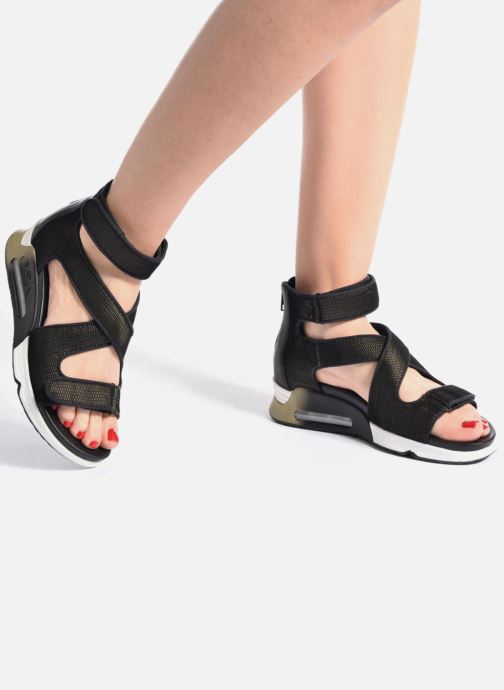 Sandalen Ash Lips Sandal Zwart onder