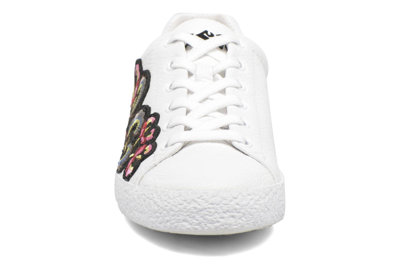 Baskets Ash Nak Multicolore vue portées chaussures