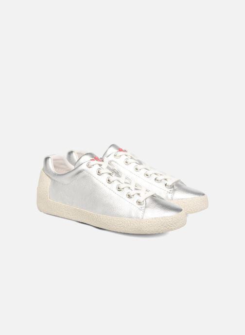 Sneakers Ash Nicky Zilver 3/4'
