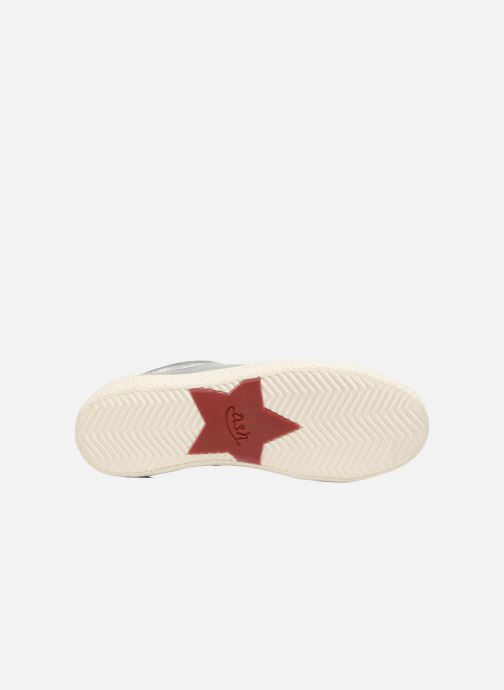 Sneakers Ash Nicky Zilver boven