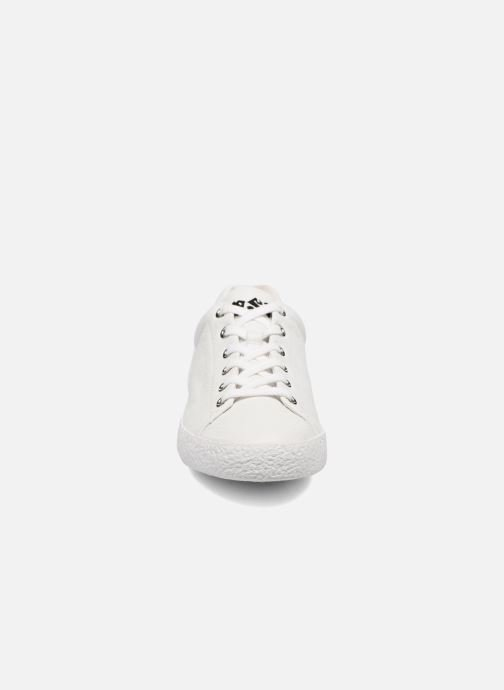 Baskets Ash Nicky Blanc vue portées chaussures