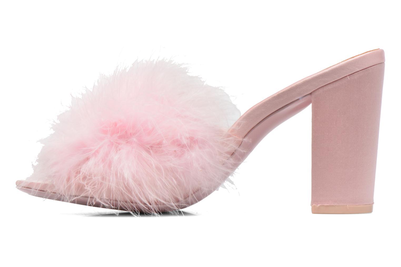 Zoccoli Katy Perry The Bon-Bon Rosa immagine frontale