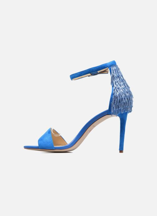 Sandals Katy Perry The Kate Blue front view
