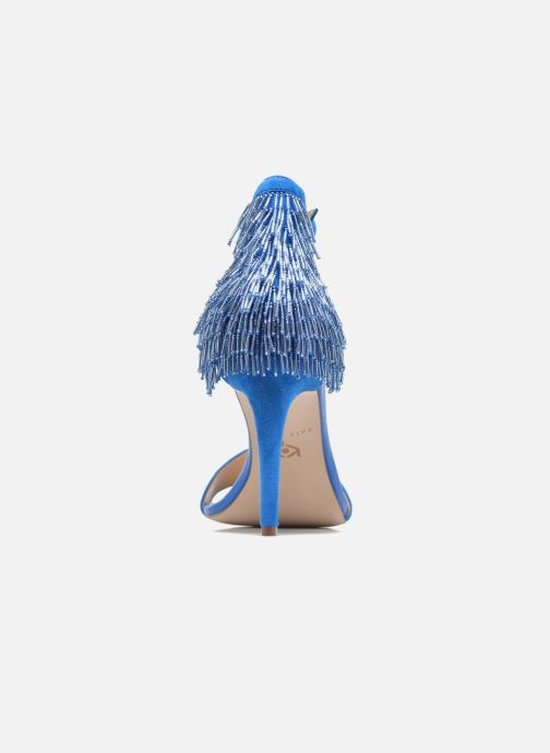 Sandals Katy Perry The Kate Blue view from the right