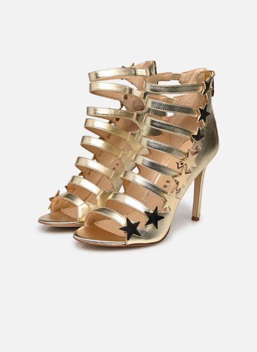 Sandales et nu-pieds Katy Perry The Stella Or et bronze vue bas / vue portée sac