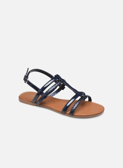 Sandales et nu-pieds Georgia Rose Mollie Bleu vue détail/paire