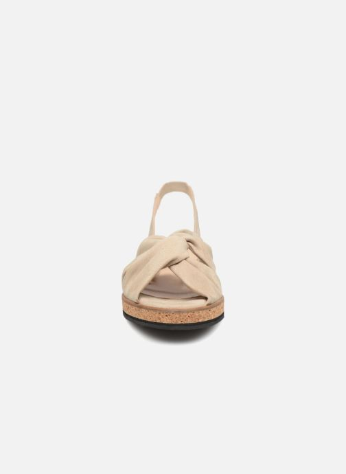 Anaki Mismi (Marron) Sandales et nu pieds chez Sarenza