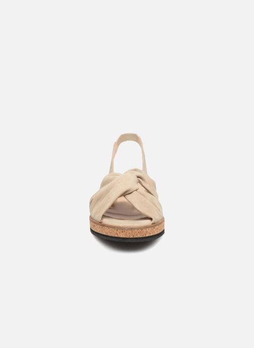 Sandali e scarpe aperte Anaki Mismi Beige modello indossato