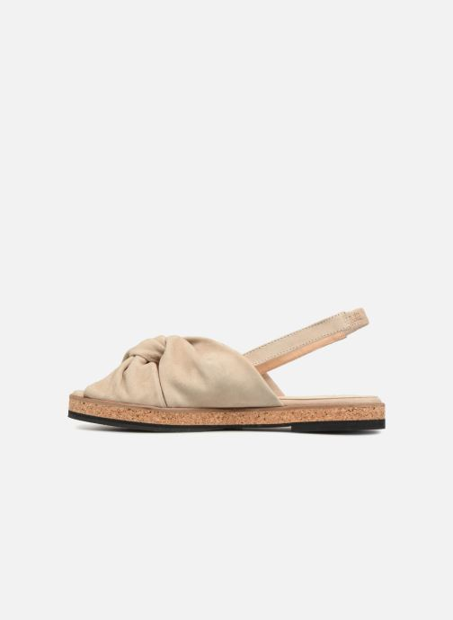 Sandali e scarpe aperte Anaki Mismi Beige immagine frontale