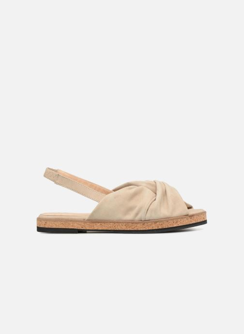 Sandali e scarpe aperte Anaki Mismi Beige immagine posteriore