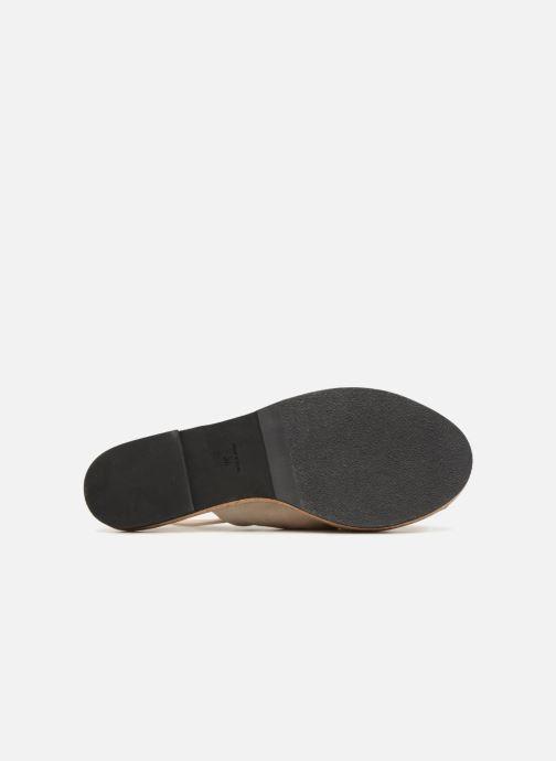 Sandali e scarpe aperte Anaki Mismi Beige immagine dall'alto