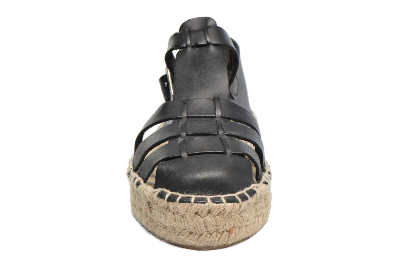 Sandals Anaki Jeri Black model view