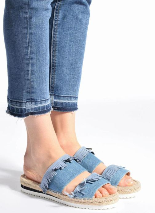 Mules & clogs Anaki Buenosa Blue view from underneath / model view