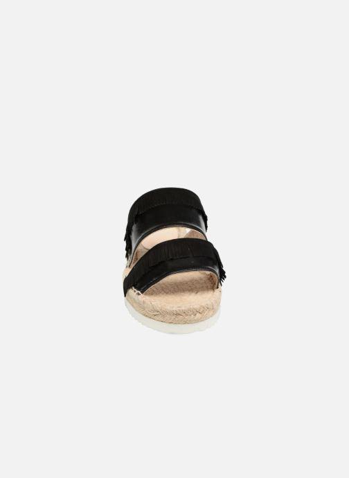 Mules et sabots Anaki Buenosa Noir vue portées chaussures