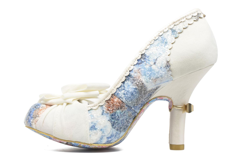 High heels Irregular choice Washington Multicolor front view